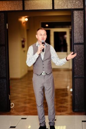 Федір Герасимчук - тамада ведучий на весіллі