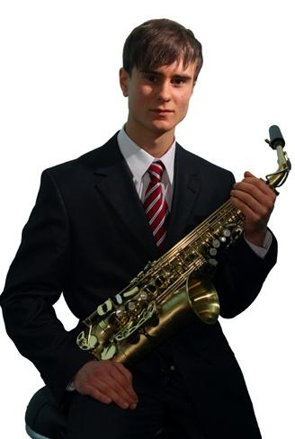 саксофоніст В.Кушнарьов