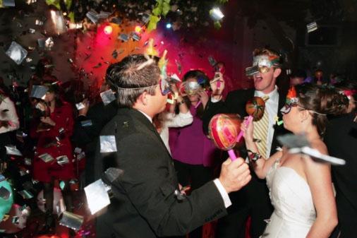 Весілля в Новорічну ніч